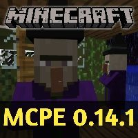 Скачать Minecraft PE 0.14.1