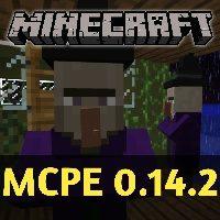 Скачать Minecraft PE 0.14.2