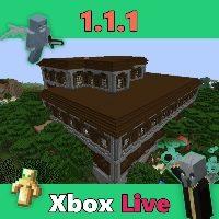 Скачать Minecraft PE 1.1.1