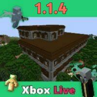 Скачать Minecraft PE 1.1.4