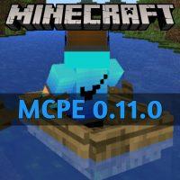 Скачать Minecraft PE 0.11.0