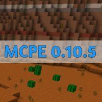 Скачать Minecraft PE 0.10.5