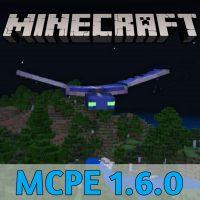 Скачать Minecraft PE 1.6.0