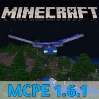 Скачать Minecraft PE 1.6.1