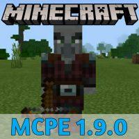 Скачать Minecraft PE 1.9.0