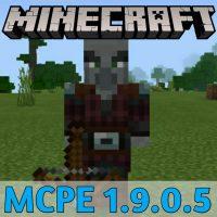 Скачать Minecraft PE 1.9.0.5