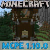 Скачать Minecraft PE 1.10.0