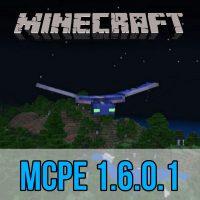Скачать Minecraft PE 1.6.0.1
