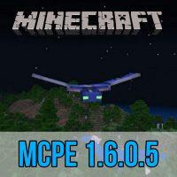 Скачать Minecraft PE 1.6.0.5