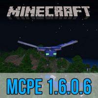 Скачать Minecraft PE 1.6.0.6