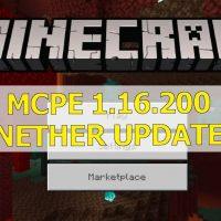 Скачать Minecraft PE 1.16.200