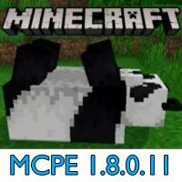 Скачать Minecraft PE 1.8.0.11