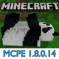 Скачать Minecraft PE 1.8.0.14