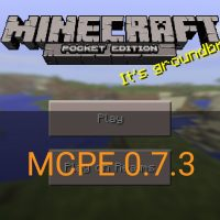 Скачать Minecraft PE 0.7.3