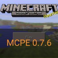 Скачать Minecraft PE 0.7.6