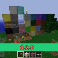 Скачать Minecraft PE 0.2.0